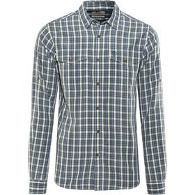 Fjällräven Abisko Cool LS Shirt Men uncle blue